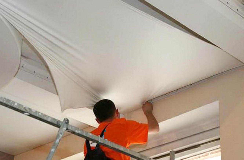 Как и какой лучше сделать потолок в комнате 45