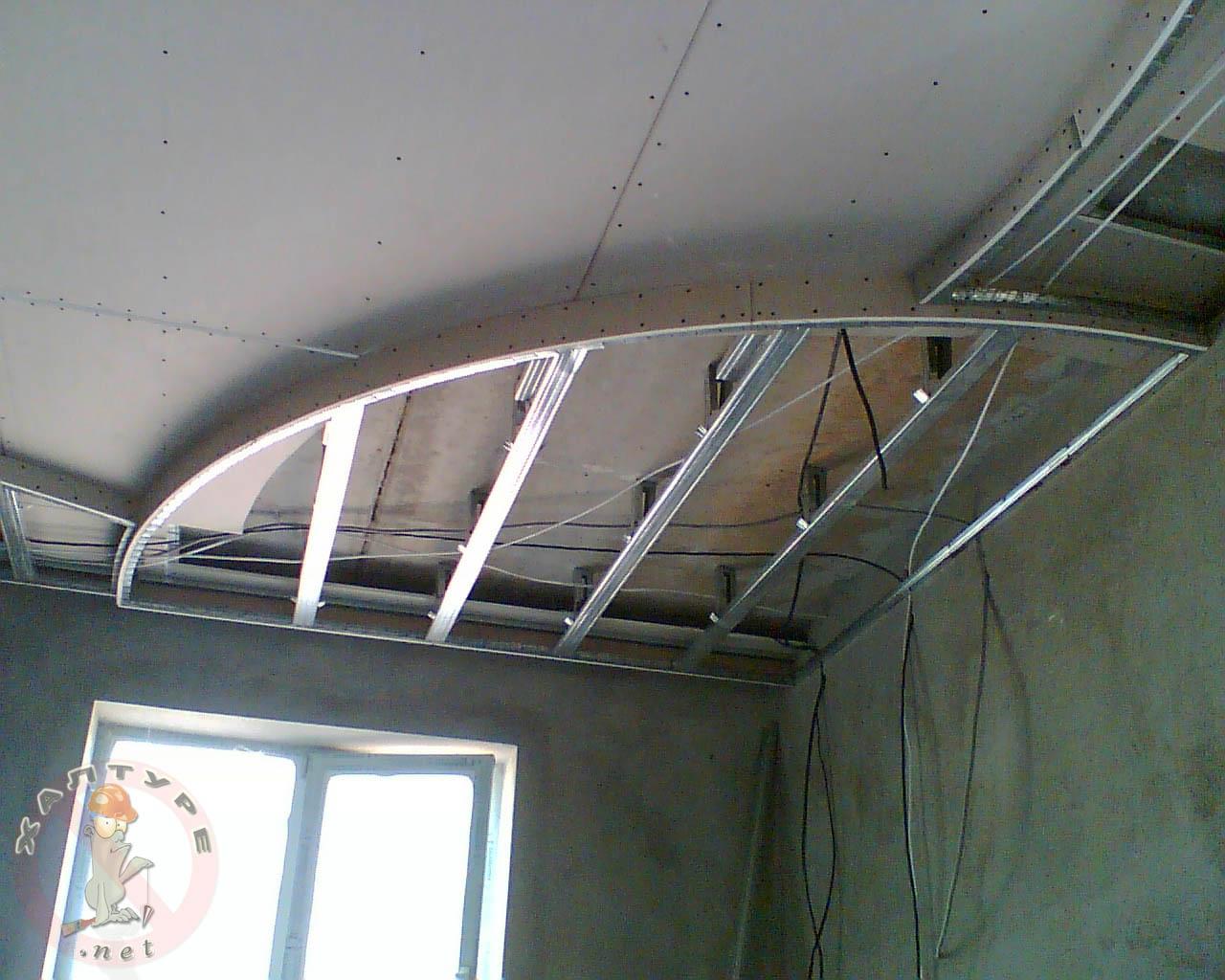 Подвесной потолок своими руками пошаговая инструкция с фото фото 923