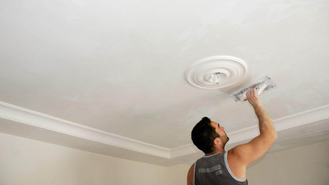 Подвесной потолок из гипсокартона своими руками 24