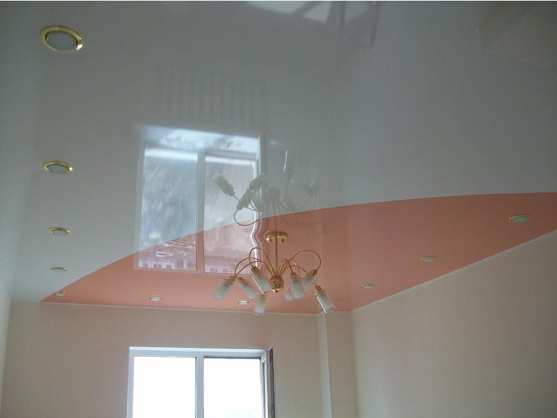 1511961816 image0051 - Двухцветные натяжные потолки в интерьере - тонкости подбора и лучшие примеры