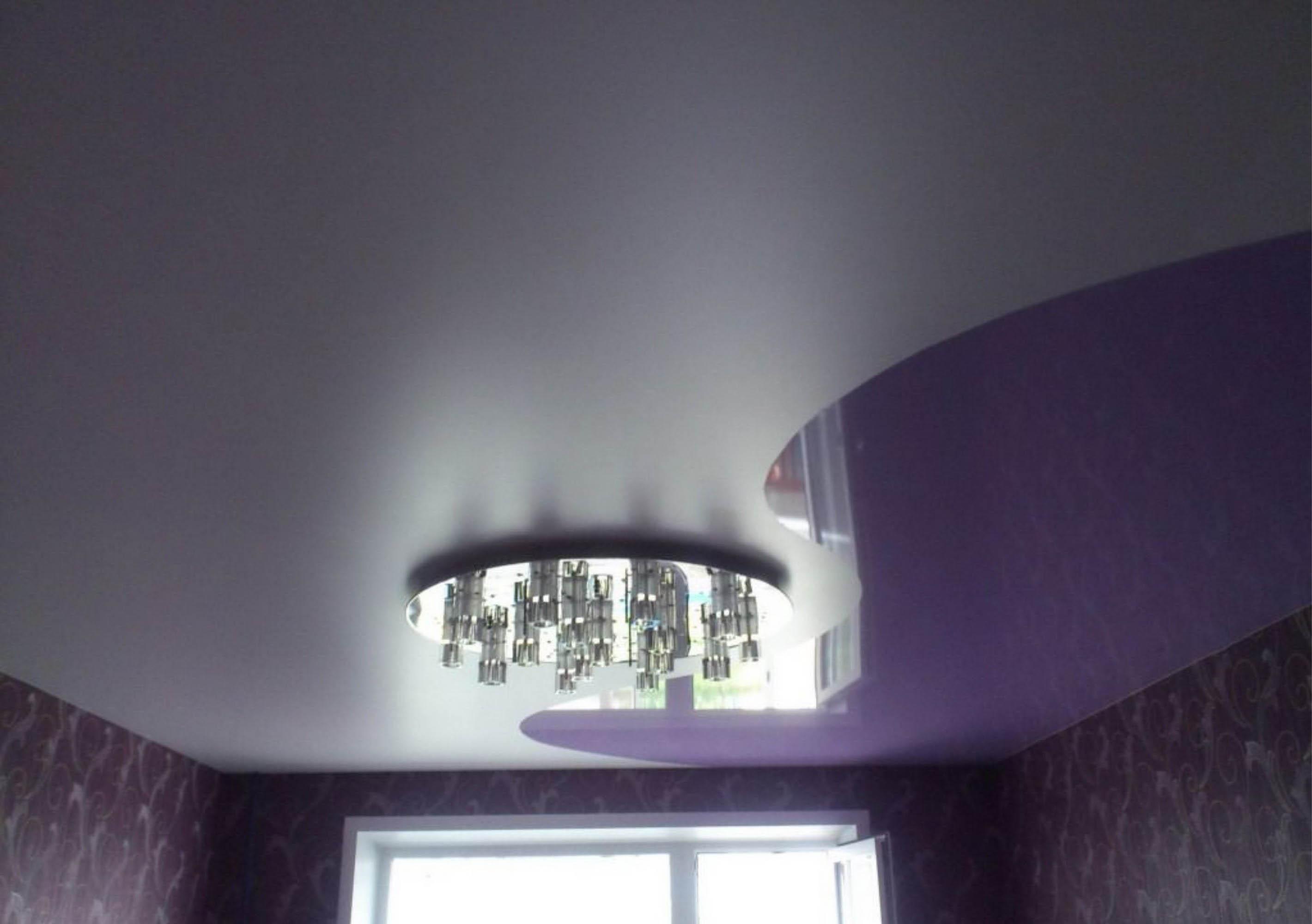 1511962176 1486977236 kombin1 - Двухцветные натяжные потолки в интерьере - тонкости подбора и лучшие примеры